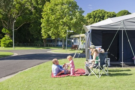 Silver Sands Holiday Park - Accommodation Ballina