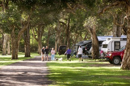Beachfront Holiday Park - Accommodation Ballina