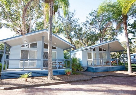 Jimmys Beach Holiday Park - Accommodation Ballina