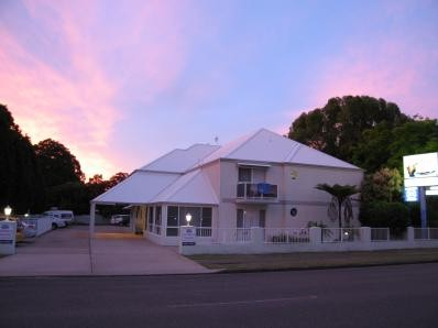 Admiral Nelson Motor Inn - Accommodation Ballina