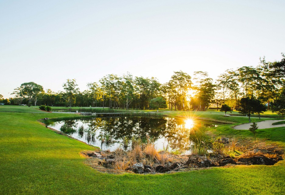 Tallwoods Golf Course and Resort - Accommodation Ballina