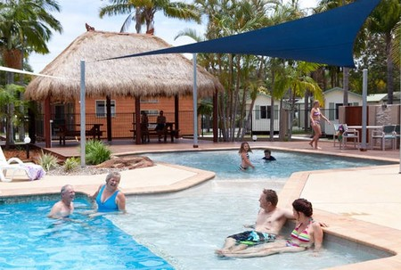 Blue Dolphin Resort  Holiday Park - Accommodation Ballina
