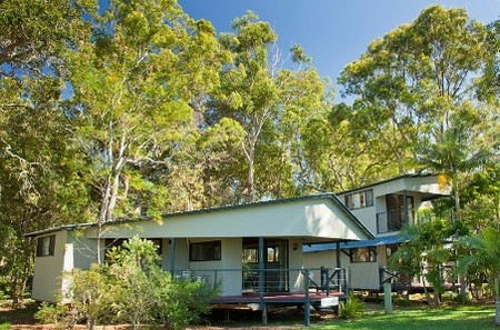Wooli River Lodges - Accommodation Ballina