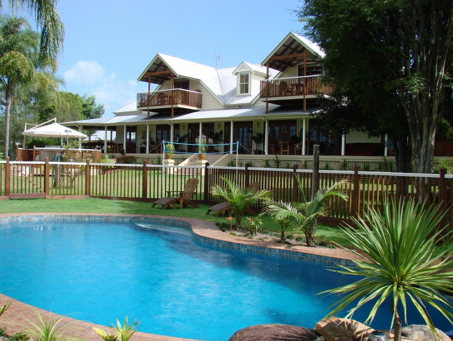 Clarence River Bed  Breakfast - Accommodation Ballina