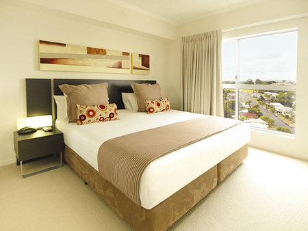 Oaks Aspire Apartments - Accommodation Ballina