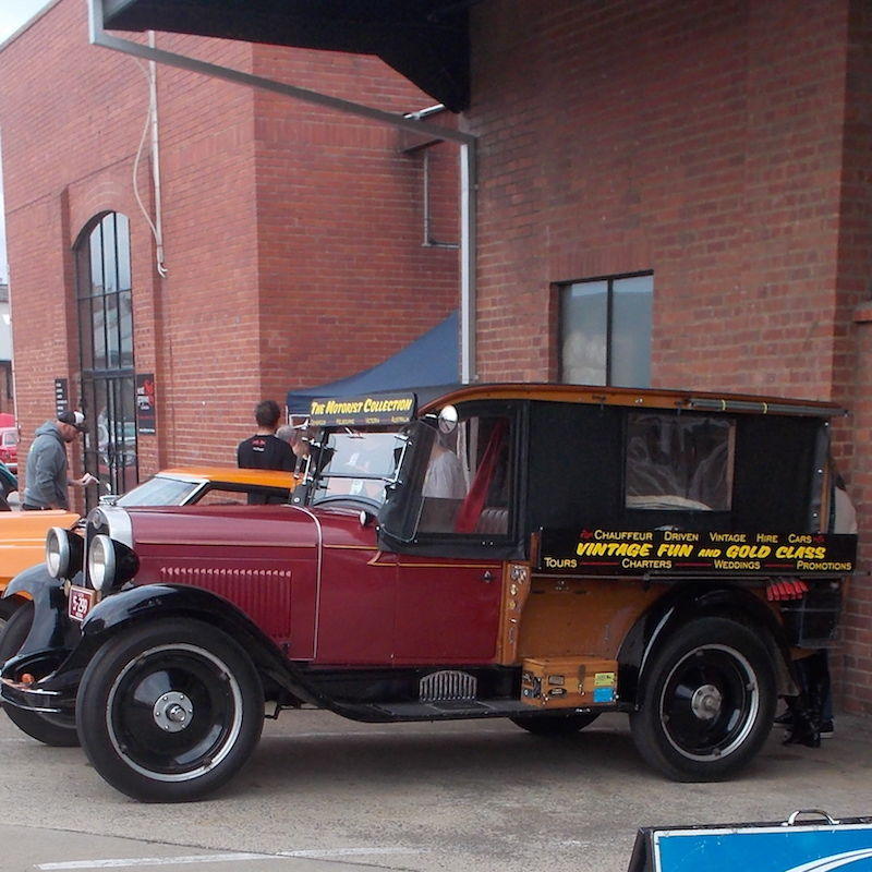 Vintage Fun Hire Cars - Accommodation Ballina