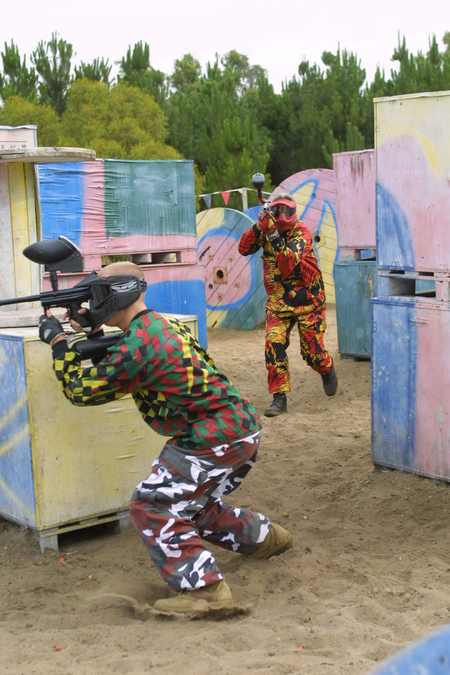 Paintball Skirmish Perth - Accommodation Ballina