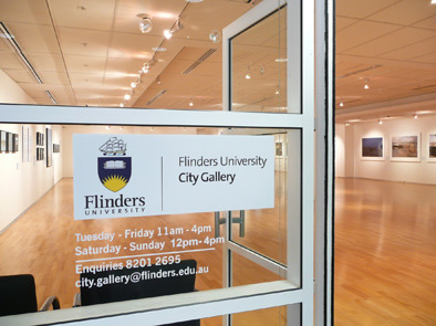 Flinders University City Gallery - Accommodation Ballina