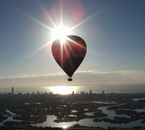 Balloon Down Under - Accommodation Ballina