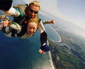 Skydive Melbourne - Accommodation Ballina
