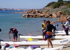 Sea Kayak Melbourne and Victoria