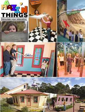 A Maze 'N Things - Accommodation Ballina