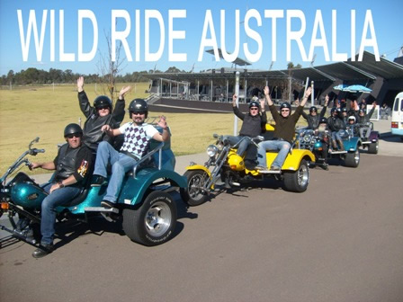 A Wild Ride - Accommodation Ballina