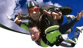 Adelaide Tandem Skydiving - Accommodation Ballina