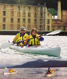 Blackaby's Sea Kayaks and Tours - Accommodation Ballina