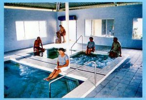 Innot Hot Springs Leisure  Health Park - Accommodation Ballina