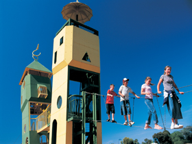 Monash Adventure Park - Accommodation Ballina