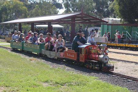 Altona Miniture Railway - Accommodation Ballina