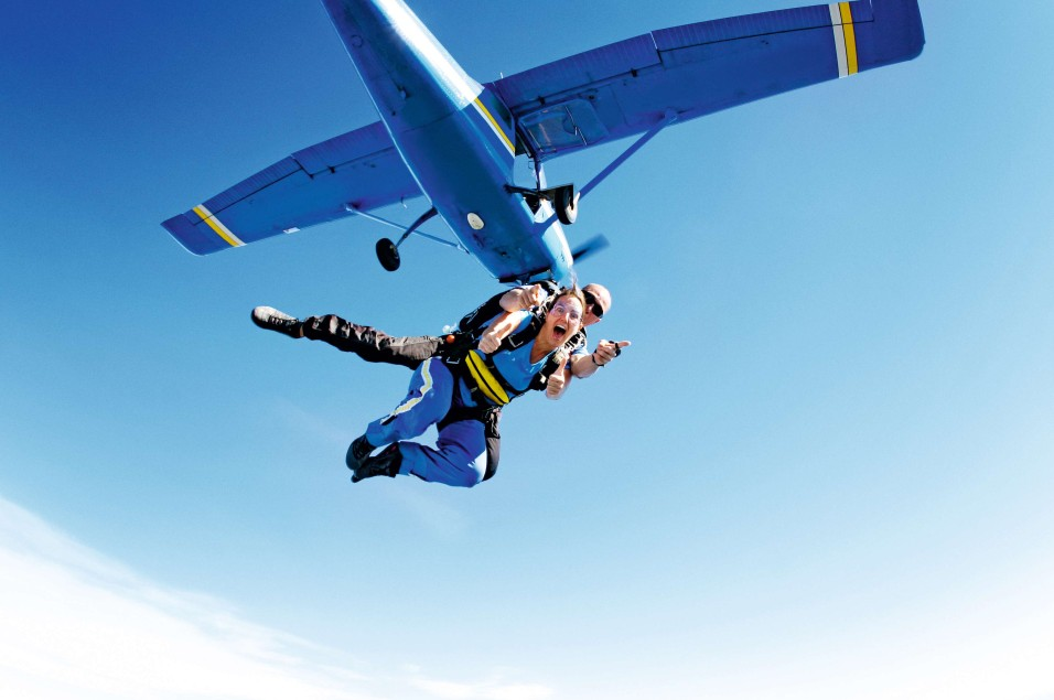 Skydive the Beach and Beyond Yarra Valley - Accommodation Ballina