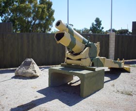 Military Museum Merredin - Accommodation Ballina
