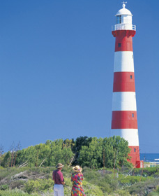Point Moore Lighthouse - Accommodation Ballina