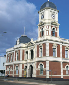 Boulder Town Hall - Accommodation Ballina