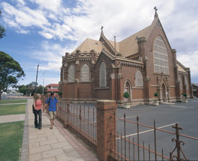 St Mary's Church - Accommodation Ballina