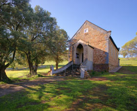 St Saviours Church Katrine - Accommodation Ballina