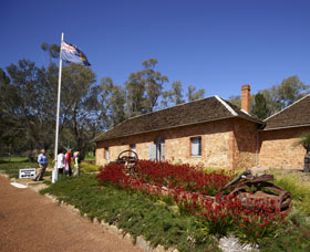 Old Gaol Museum Toodyay - Accommodation Ballina