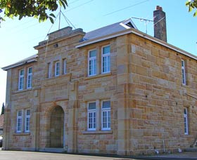 Memorial Hall - Accommodation Ballina