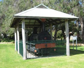 Ballarat Engine - Accommodation Ballina