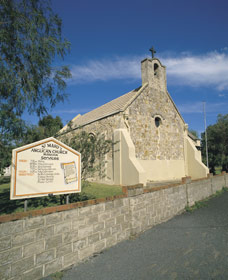 St Mary's Anglican Church - Accommodation Ballina
