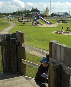 Yoganup Playground - Accommodation Ballina