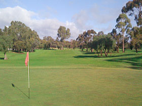 Regency Park Golf Course - Accommodation Ballina