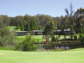 Mount Lofty Golf Club - Accommodation Ballina