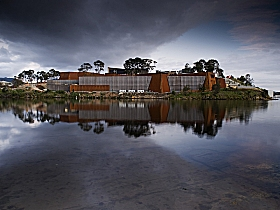 Museum of Old and New Art - MONA - Accommodation Ballina