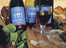 Home Hill Vineyard and Winery Restaurant - Accommodation Ballina