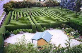 Westbury Maze and Tea Room - Accommodation Ballina
