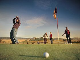 Ratho Farm  Golf - Accommodation Ballina