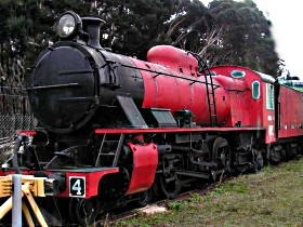Don River Railway - Accommodation Ballina