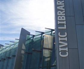 Civic Library - Accommodation Ballina