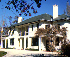 Prime Minister's Lodge - Accommodation Ballina
