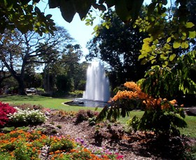 George Brown Darwin Botanic Gardens - Accommodation Ballina