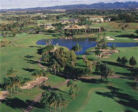 Palm Meadows Golf Course - Accommodation Ballina