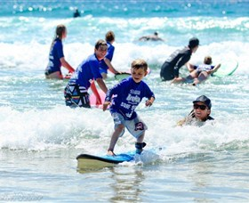Coolum Surfing School