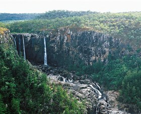 Blencoe Falls Girringun National Park - Accommodation Ballina