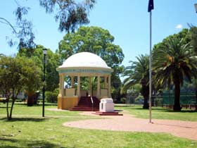 Kingaroy Memorial Park - Accommodation Ballina