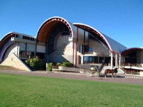 Australian Stockmans Hall of Fame and Outback Heritage Centre - Accommodation Ballina