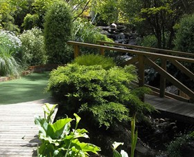 Grampians Adventure Golf MOCO Gallery  Cafe - Accommodation Ballina