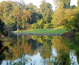 Royal Botanic Gardens Melbourne - Accommodation Ballina
